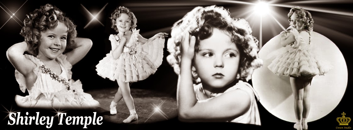 Shirley temple spank realize, told
